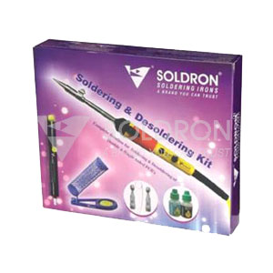 Soldron Soldering Kit / Soldron Desoldering Kit