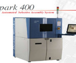 Automated Selective Soldering Machine – Spark-400 Automated SMT Laser Selective Assembly System : BeamWorks Spark-400 – Automated Selective Soldering Machine