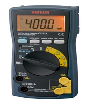 Digital Multimeter CD771