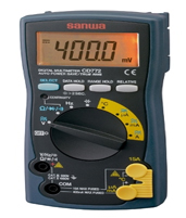 Digital Multimeter CD772