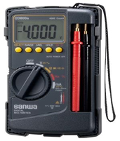 Digital Multimeter CD800a
