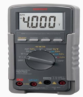 Digital Multimeter RD700 / RD701