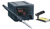 ESD-Safe Digital Temperature Controlled Soldering Station - Goot RX-711AS