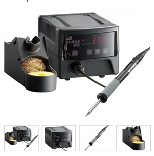 Lead-Free Soldering Station – Goot RX-802AS