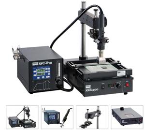 SMD / BGA Rework Station – Goot GSR-210:Goot GSR-210 SMT Rework System