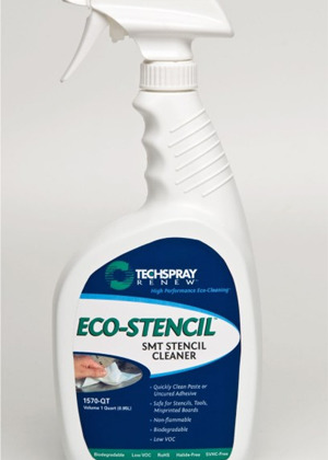 Stencil Cleaner – Techspray 1570