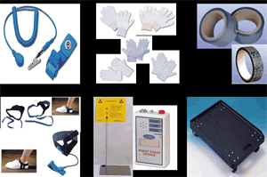 ESD Products – Anti Static Products for Protection from Static Electricity