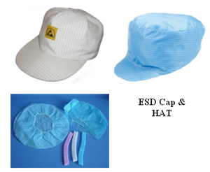 ESD Cap & Hat – Anti Static Caps and Hats