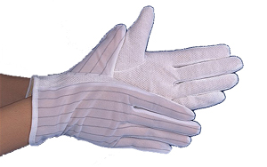 ESD Dotted Hand Gloves – Anti Static Dotted Hand Gloves