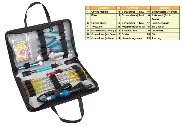 Goot TL-20 Tool Kit